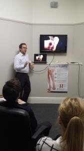 Upskilling on Heel Pain treatments